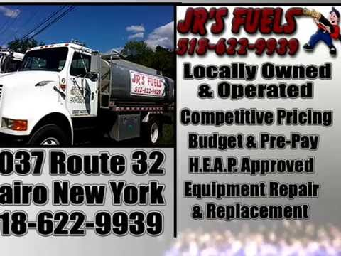 JRs Fuels Rt 32   Cairo, NY First ever TV Ad on WYBN TV 14