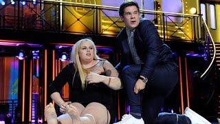 NSFW: Rebel Wilson's Crotch Gets Censored At the MTV Movie Awards