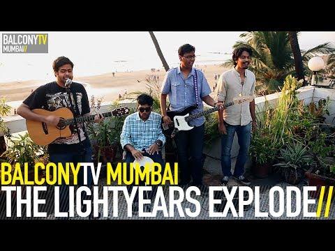 THE LIGHTYEARS EXPLODE - DIET COKE (BalconyTV)
