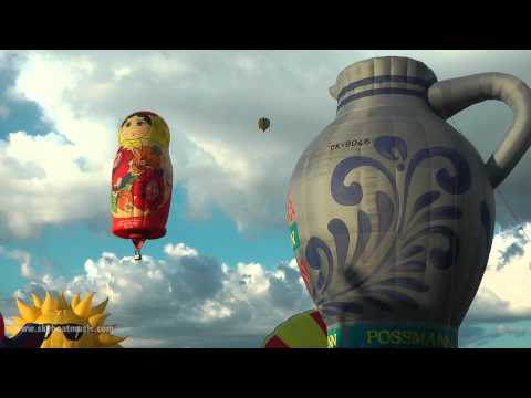 Balloons--Children's Music Video by Skyboat