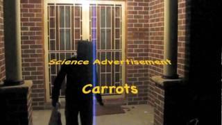 Crazy Carrot Advertisement