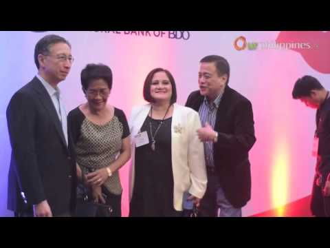 Philippine Travel Guide: One Network Bank Appreciation Night