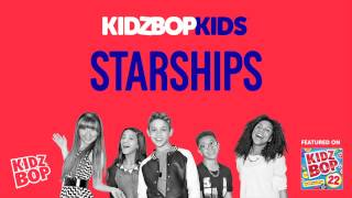 Watch Kidz Bop Kids Starships video