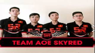 Team AOE Skyred