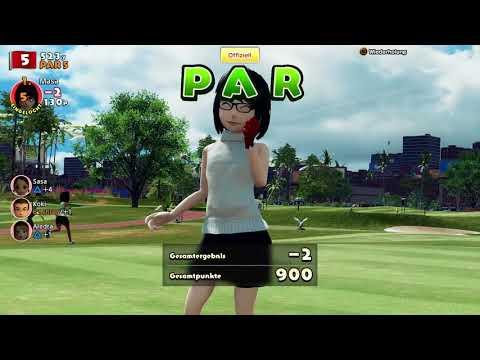 Everybody's Golf #08
