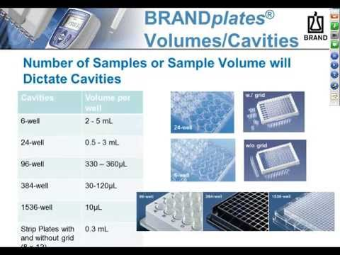 Microplate Basics: Selecting The Correct Plate For Your Application
