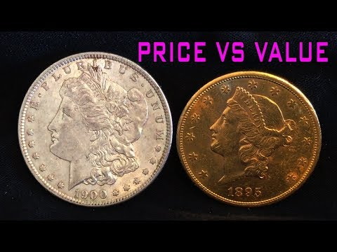 Silver & Gold: The Difference Between Price And Value