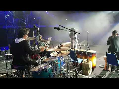 Sabyan In Malaysia Shah Alam Concert Eps : 1 (drumcam)