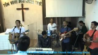 BTP.HT A-mốt hướng dẫn Hội Thánh thờ phượng Chúa 09/2015 - LIÊN ĐOÀN TRUYỀN GIÁO PHÚC ÂM