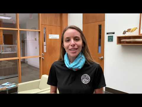 Graduate Student Tour Of The University Of Miami Rosenstiel School Of Marine And Atmospheric Science
