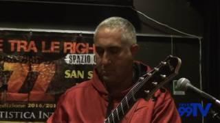 Luca di Luzio al San Severo Winter Jazz 2016 - 2017