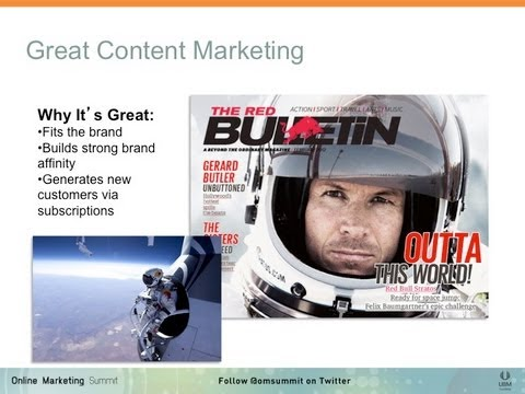 What is Content Marketing? (Daryl Colwell - MediaWhiz)