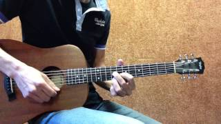 6 Cool Blues Turnarounds in The Key of E - #2