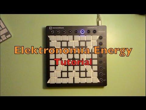 Elektronomia-Energy (Launchpad MKII Cover