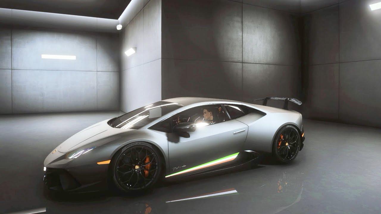GTA 6 Concept Graphics? GTA V PC Modded Cars Gameplay - Ray Tracing MOD