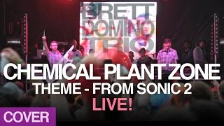 Chemical Plant Zone (Sonic 2) - Live