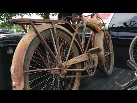 Minnesota Antique & Classic Bicycle Club 2017 Swap Meet and Show