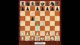 Дебютные катастрофы 12. Сицилианская защита. Вариант Алапина 1.e4 c5 2.c3 Кf6