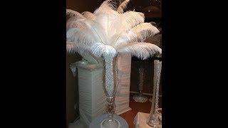 Wedding Vlog Series: A Gatsby Vase Dupe