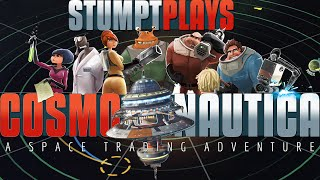Stumpt Plays - Cosmonautica - Space Pirate Bear (PC Gameplay)