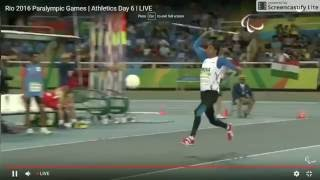 Devendra Jhajharia   World record Javelin throw wins gold at  Paralympics