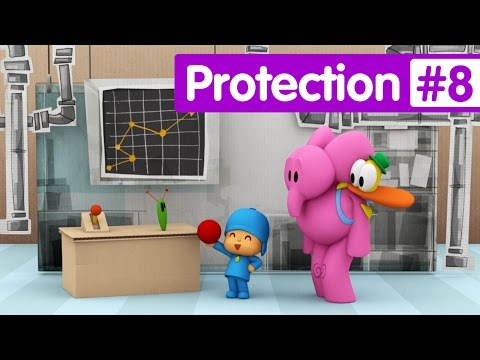 Pocoyo - Children's Rights: PROTECTION [8]