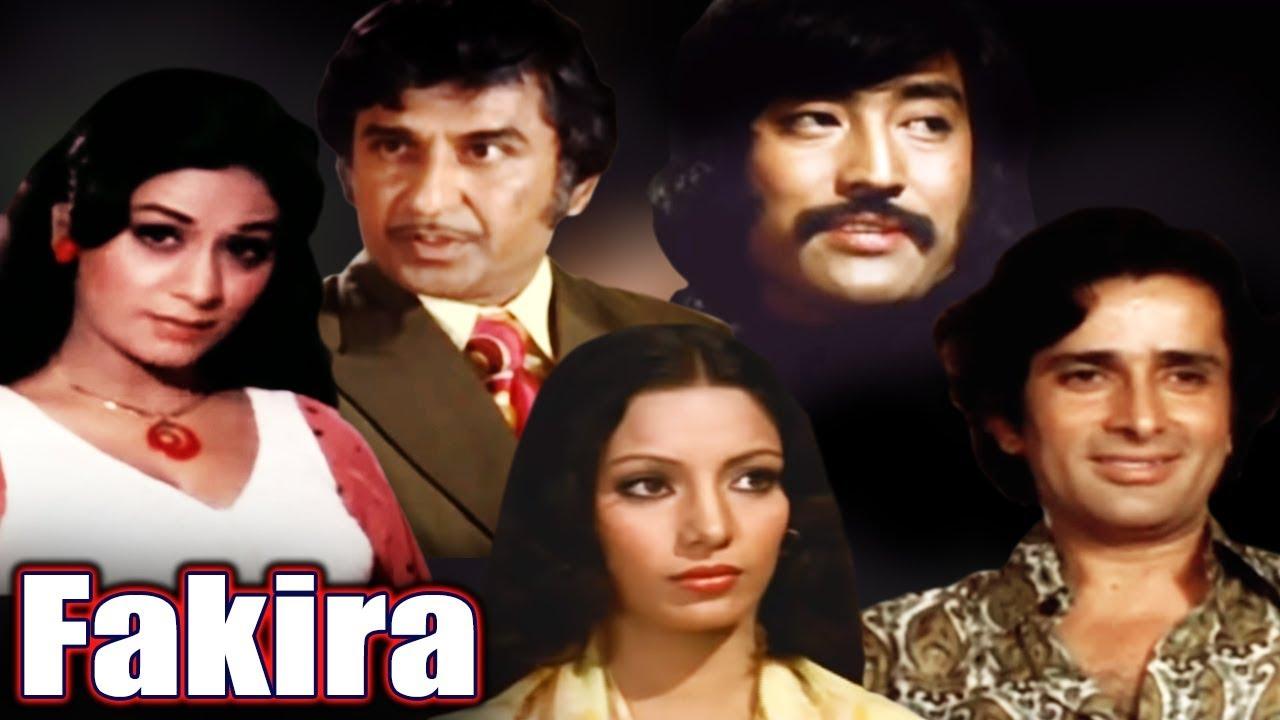 Fakira Full Movie   Shashi Kapoor   Shabana Azmi   Superhit Hindi Movie