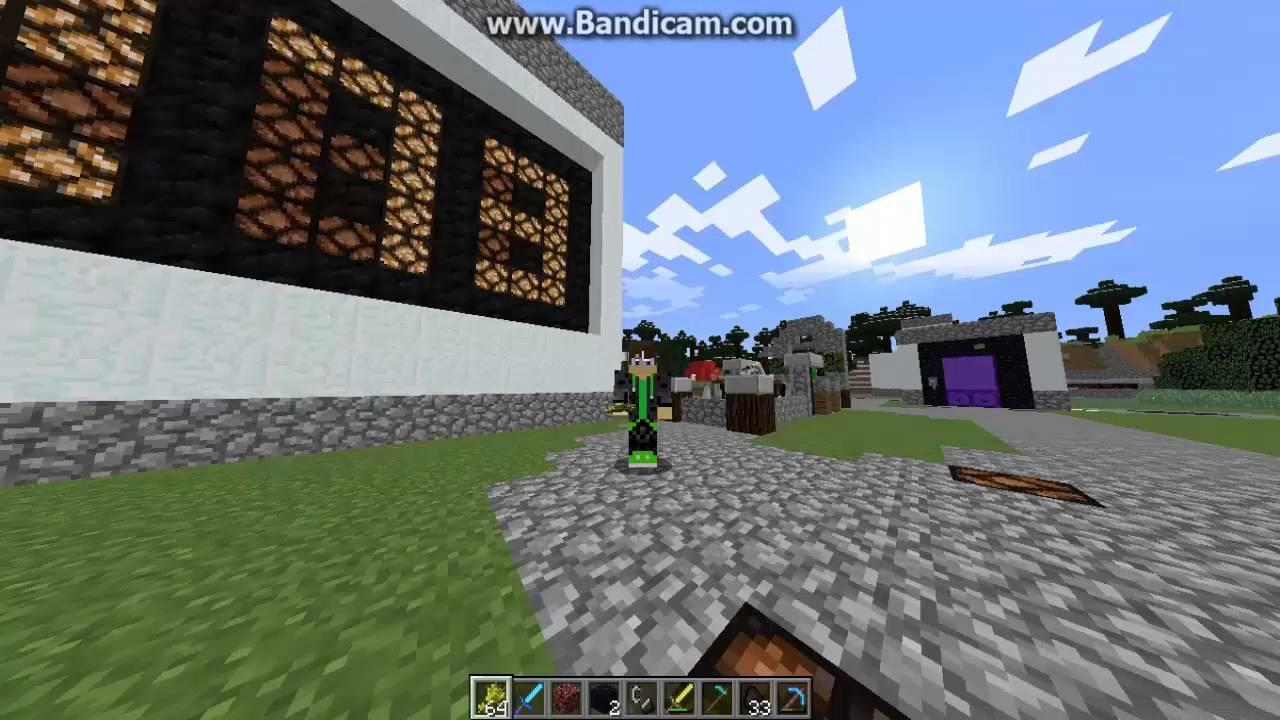 Minecraft Mapas Embusca Da Casa Autom Tica Vai At Ep