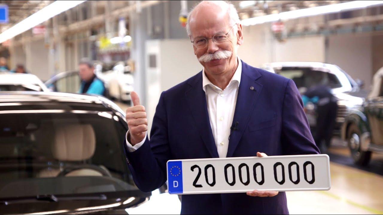 Mercedes-Benz plant Sindelfingen produces 20-millionth ...  Sindelfingen