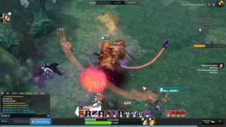 [Herowarz NA CBT2] Player Training — Hades