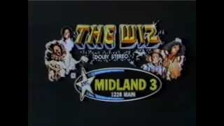 The Wiz 1978 TV trailer