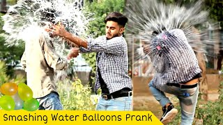 Water Balloon Fight Prank In Pakistan @That Was Crazy