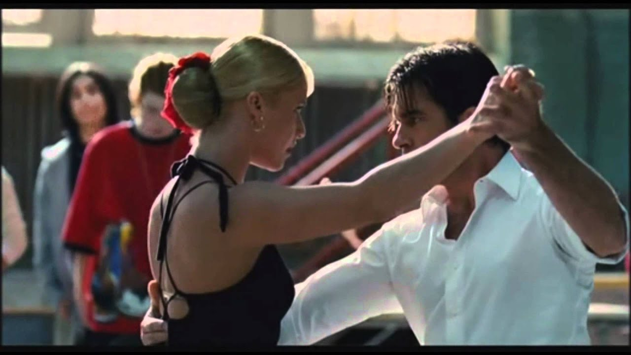 Hd Antonio Banderas Take The Lead Tango Scene Youtube