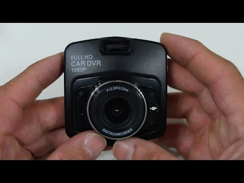 Ucuz (24 USD) FullHD Araç Kamerası İnceleme - Test