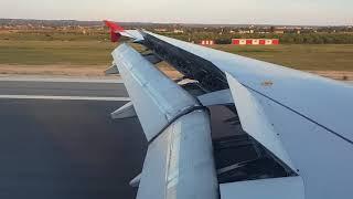 A320 Laudamotion Landung Palma de Mallorca|PMI