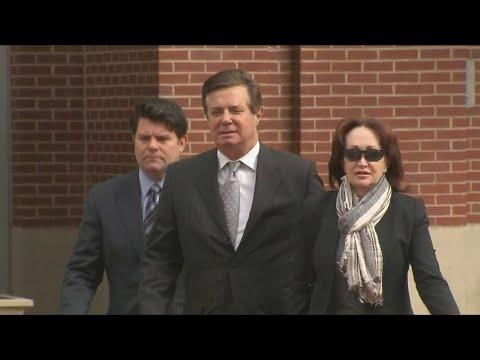 Judge Orders Paul Manafort To Jail Manafort facing two upcoming trials.