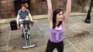 Exercise vs Blood Sugar | Brit Lab