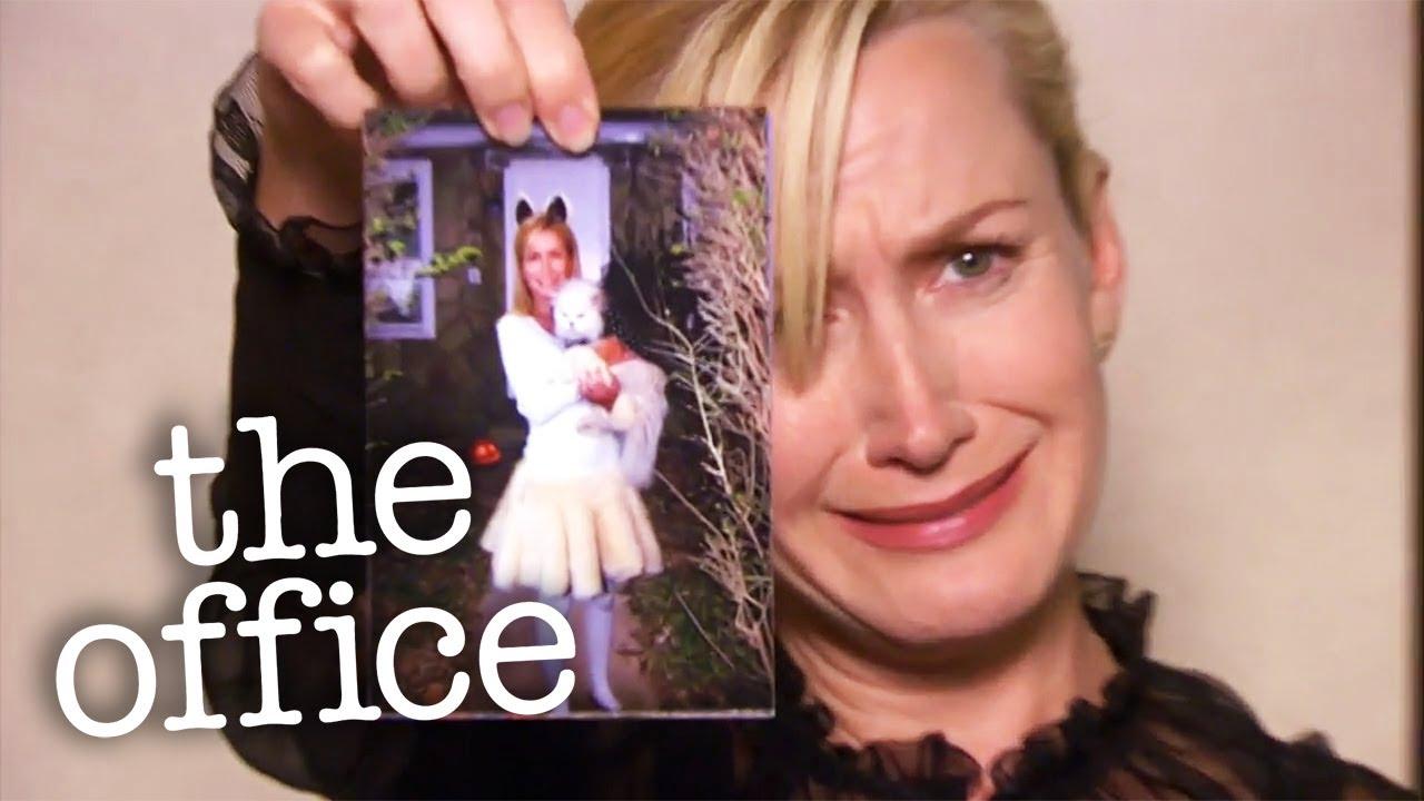Dwight Kills Angela's Cat - The Office US