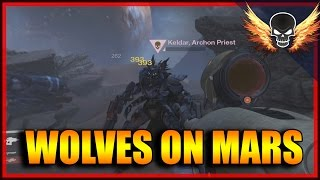 How To Find and Kill Keldar The Archon Priest And The Wolves On Mars Patch 2.0