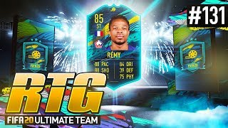 IS LOIC REMY SBC WORTH IT?! - #FIFA20 Road to Glory! #131! Ultimate Team