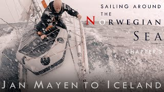 A Wild North Atlantic Crossing - Jan Mayen to Iceland- Chapter 3.