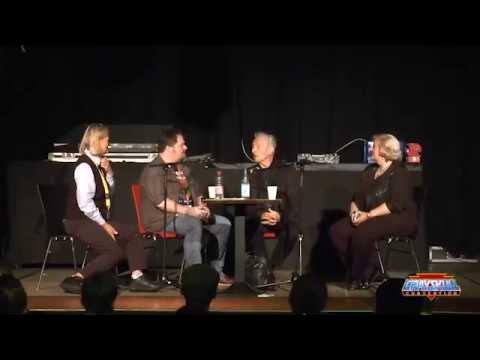 """Grayskull Con 2014 - Panel """"Die Hörspiele von EUROPA"""" mit Heikedine Körting und Horst Naumann"""