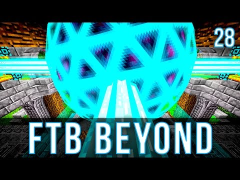 Energy Core | FTB Beyond | Episode 28