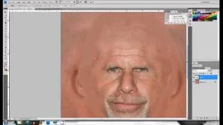 How to create a face texture part 1 (WWE 2k16-17)