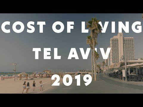 Cost Of Living In Tel Aviv (Israel)