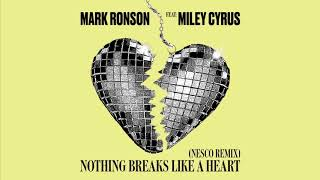 Mark Ronson feat. Miley Cyrus - Nothing Breaks Like a Heart (Nesco Remix)