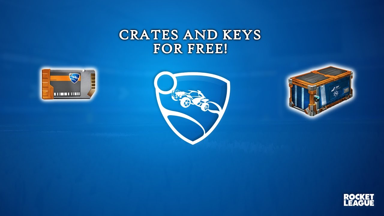 Welp HOW TO GET KEYS AND CRATES FOR FREE ON ROCKET LEAGUE IN 2018 ON LT-15