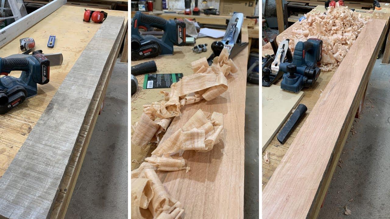 Cepillo de madera de 0.6 pulgadas Cepillo de carpintero Cepillo de biselado Herramienta de acero de alta velocidad para recortar bordes
