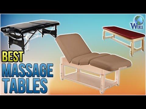 10 Best Massage Tables 2018