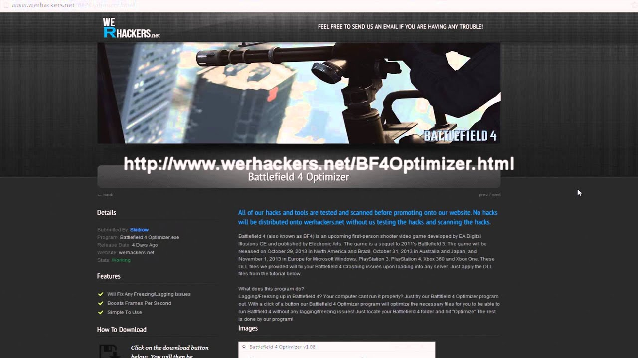 Battlefield 4 online hacks with usb +direct download youtube.